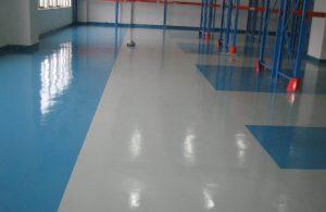 Những đặc điểm nổi bật và quy trình thi công sơn epoxy chống cháy