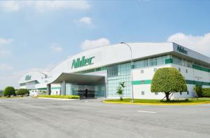 Dự án nhà máy Nidec