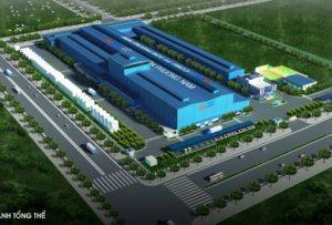 Nhà máy Tôn Phương Nam
