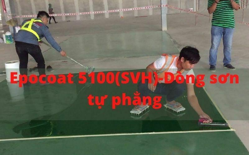 Epocoat 5100(SVH)-Dòng sơn tự phẳng | Phongphuepoxy