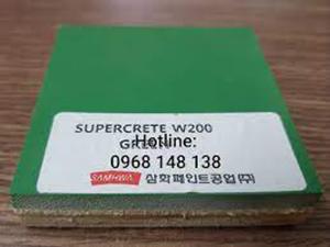 Sơn tự phẳng Polyurethane Concrete - I Krete MF 3mm