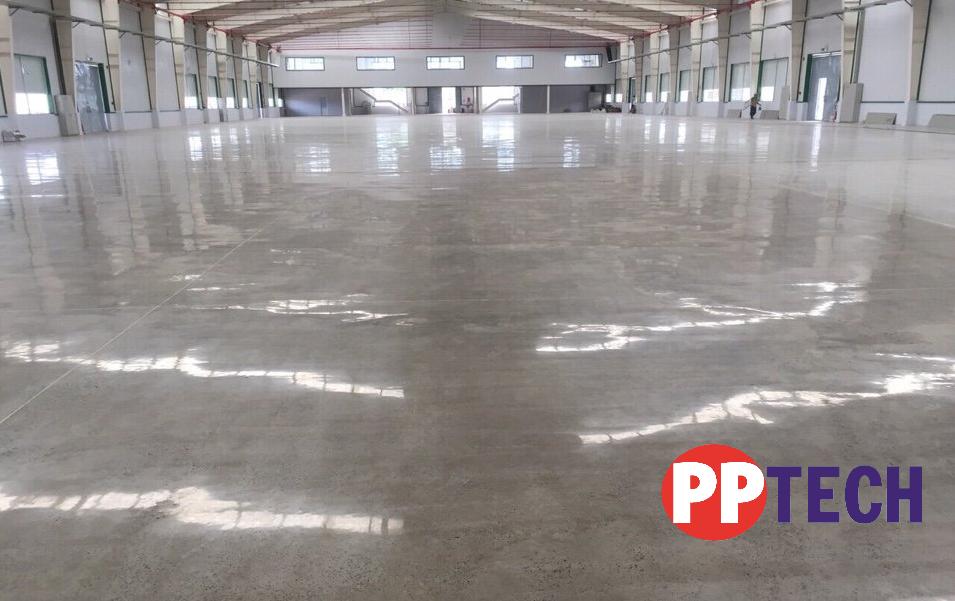 Dịch vụ đánh bóng sàn bê tông tại Bình Dương giá rẻ
