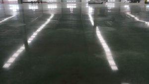 Thi Công Mài Đánh Bóng Bê Tông - Liquid Hardener