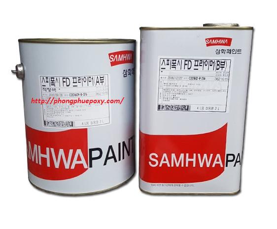 Sơn Epoxy SAMWHA