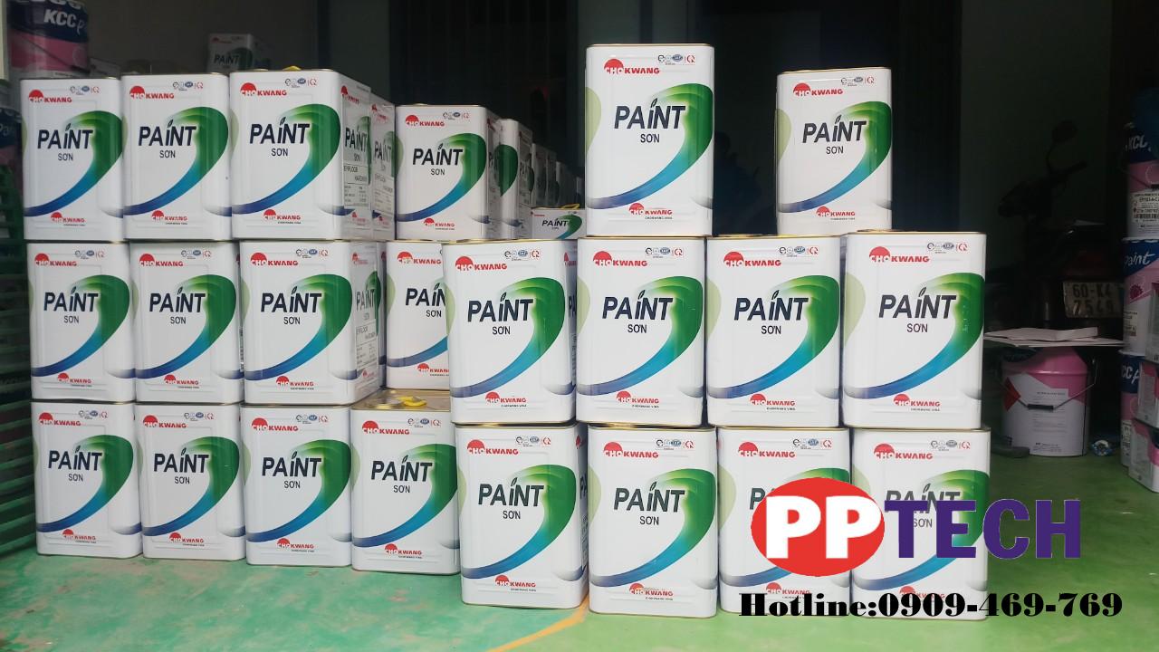 Tổng kho sơn epoxy chokwang tại Khánh Hòa