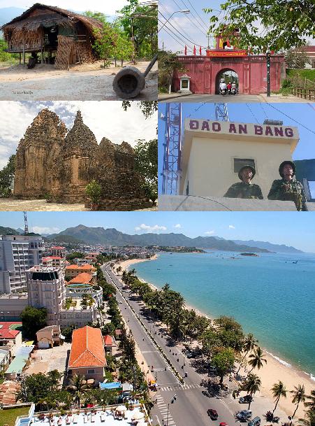Khánh Hòa là một tỉnh duyên hải Nam Trung Bộ, miền Trung Việt Nam.