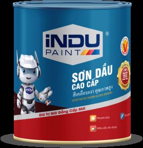 Sơn dầu cao cấp iNDU (Robot)