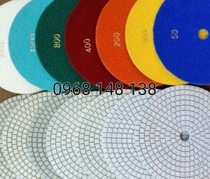 Các loại đĩa nhựa dùng để mài sàn