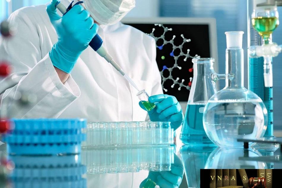 Hình 169: Kiểm nghiệm hóa chất sơn sàn PU