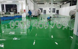 Giới thiệu nhà máy sản xuất sơn epoxy uy tín nhất hiện nay
